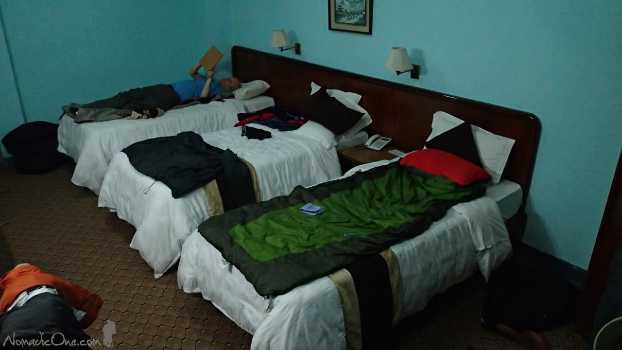 Hotel Moonlight – Room