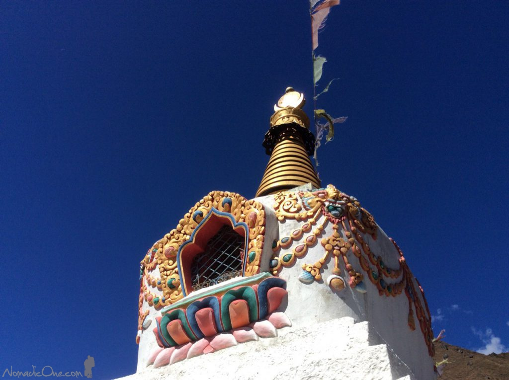 Stupa - Always walk to the right